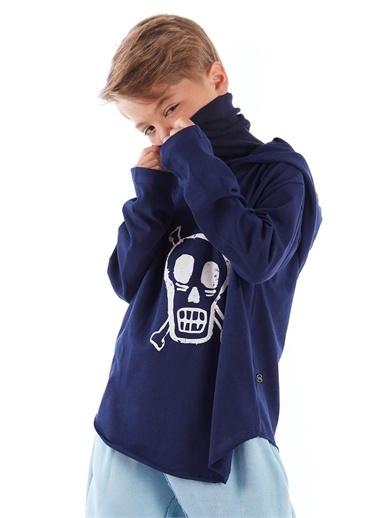 Colorinas Sweatshirt Lacivert